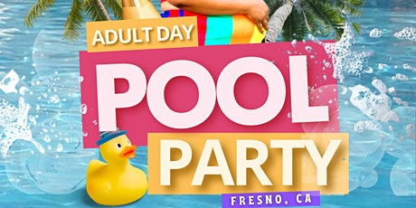 ADULT POOL PARTY (Self Care Staycation for Busy Moms) tickets