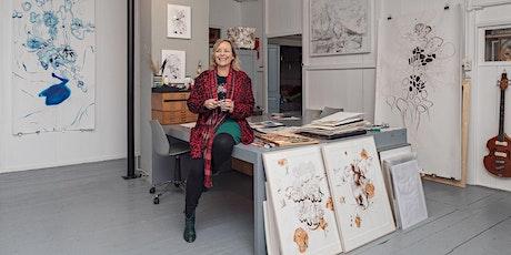 Model tekenen--Tekenen en Schilderen met Larisa Sjoerds tickets