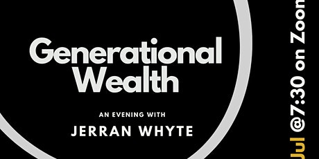 The Life Series: Generational Wealth tickets