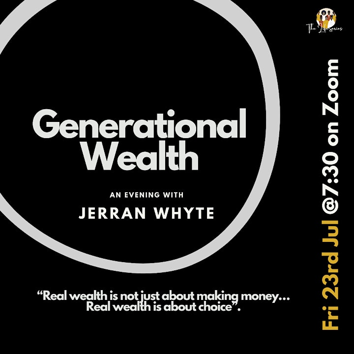 The Life Series: Generational Wealth image