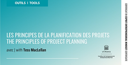 EMC: The Principles of Project Planning billets