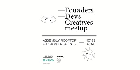 757 Founders, Devs, and Creatives Mixer tickets