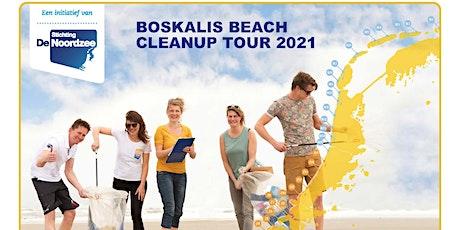 Boskalis Beach Cleanup Tour 2021 - Z12. Scheveningen tickets