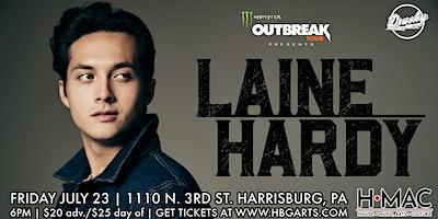 Monster Energy Outbreak Tour Presents: Laine Hardy