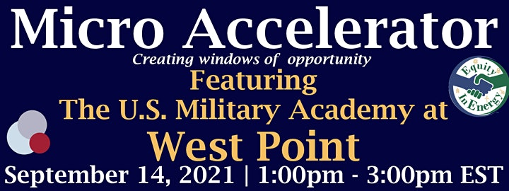 Micro Accelerator: Information session featuring West Point image