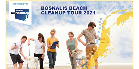 Boskalis Beach Cleanup Tour 2021 - Z13. Katwijk aan Zee tickets