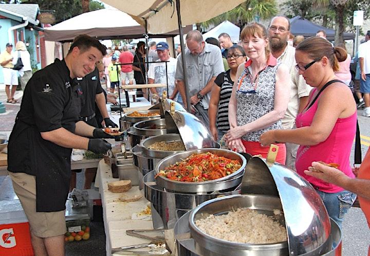 NSB SHRIMP AND SEAFOOD FOOD FESTIVAL - NON - FOOD VENDOR image