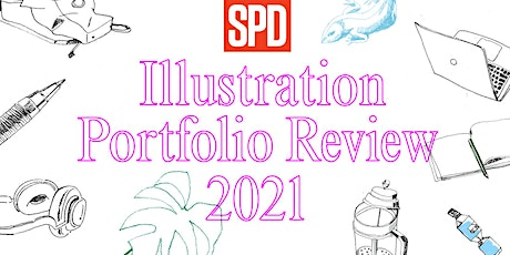 The 2nd Annual SPD Illustration Portfolio Review tickets