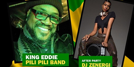 PK Presents 2021 Jamaican Independence Celebration tickets