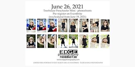 Treehouse Playschool 2021 Preschooler Photoday Event tickets