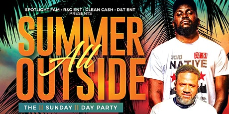 All Summer Outside - Backyard & DCVybe - Day Party tickets