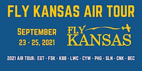 2021 Fly Kansas Air Tour tickets
