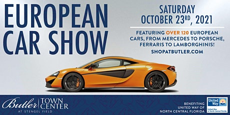 First Annual European Car Show Hosted by Butler tickets