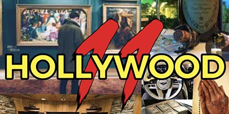 Hollywood 11 Day Party tickets