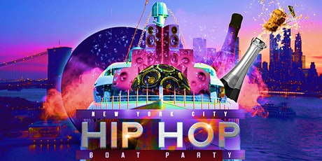 THE #1 Hip Hop & R&B Friday Night Boat Party on Luxurious Yacht Infinity tickets