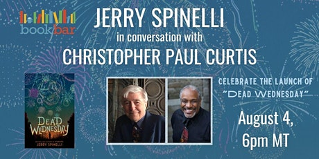 Author Jerry Spinelli In Conversation with Christopher Paul Curtis tickets