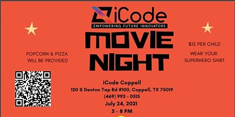 Incredibles Movie Night tickets