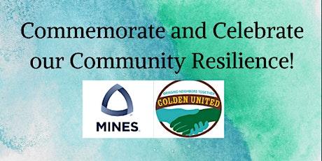 Golden Community Celebration tickets