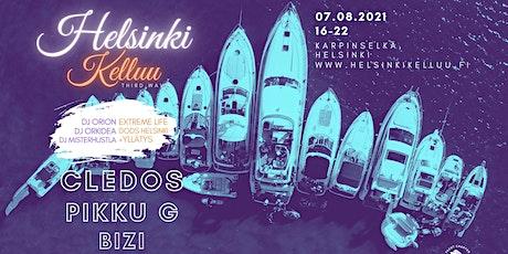 Helsinki Kelluu - Third Wave tickets
