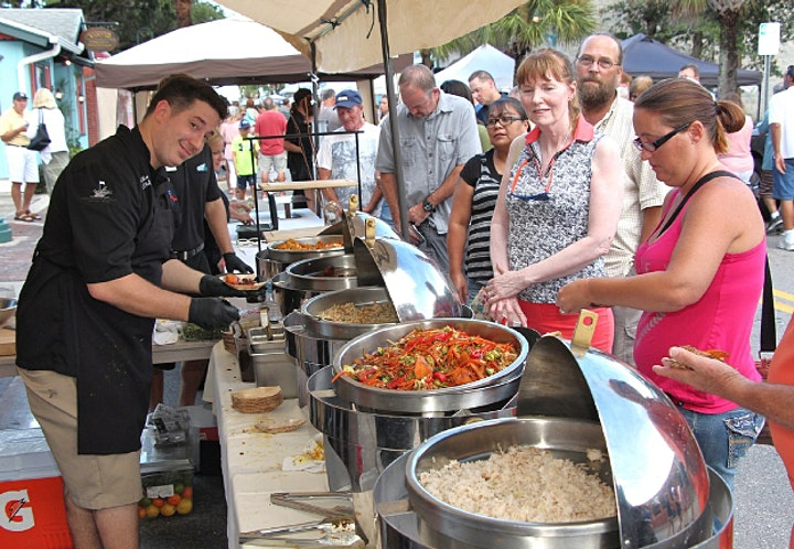 NSB SHRIMP AND SEAFOOD FESTIVAL - FOOD VENDOR image