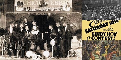 'The Savoy Ballroom, Part I: Harlem Shuffle' Webinar tickets