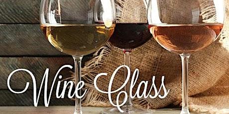 Wine 101 tickets