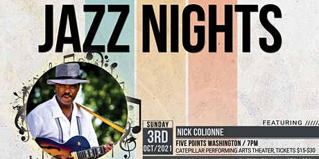 """Nick Colionne  - """"Finger Painting Tour"""" tickets"""