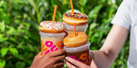 Topeka DD Perks Members can enjoy Free Coffee Mondays and Free Donut Friday tickets