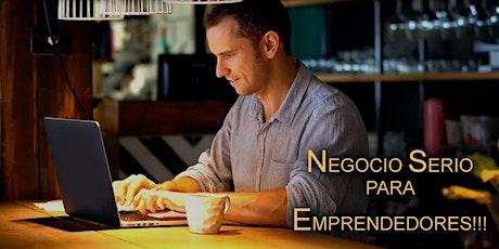 Negocio para Emprendedores boletos