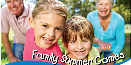 Family Summer Games - Carseland tickets