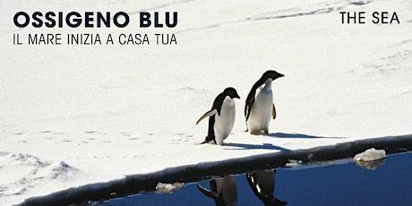 Ossigeno blu: il mare inizia a casa tua - Live tour! tickets