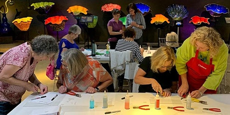 Creative Glass Workshop at WMODA - Chasing the Rainbow tickets