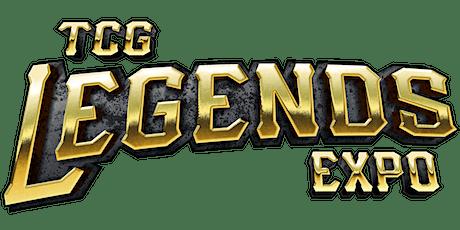TCG Legends Expo tickets