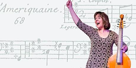 A Meeting of Minds: Solowerken van Biber, Bach en Telemann tickets