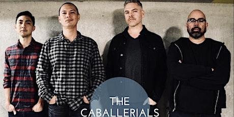 The Caballerials 'Waxed Curbs & Suburbs' EP Release tickets
