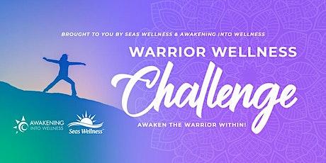Warrior Wellness Challenge tickets