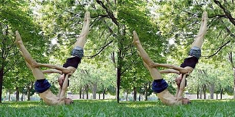 Les classes d'été d'acro yoga / Summer AcroYoga classes tickets