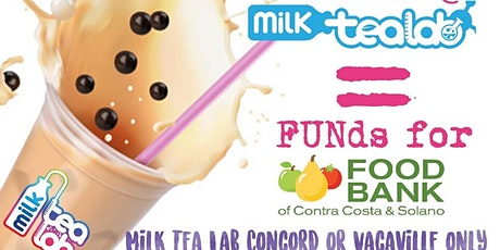 Boba Bash for Foodbank Funds! tickets