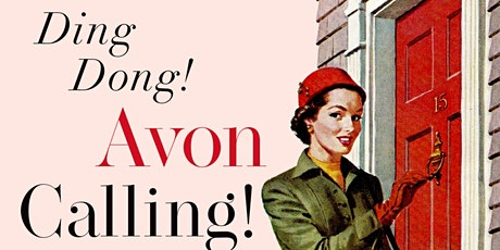 """Author Talk: """"Ding, Dong, Avon Calling"""" with Katina Manko tickets"""