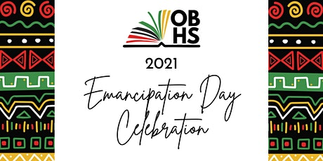 2021 Emancipation Day Celebration tickets