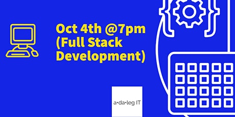 Adaleg IT's Full Stack Development Student Showcase tickets