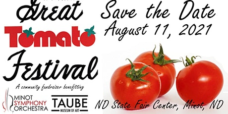 32nd Annual Great Tomato Festival tickets