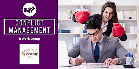 Conflict Management - Online Workshop tickets