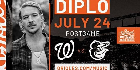 Diplo - Birdland Summer Music Series tickets