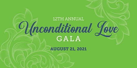 12th Annual Unconditional Love Gala tickets