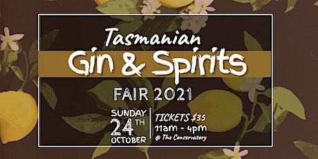 Tasmanian Gin & Spirits Fair tickets
