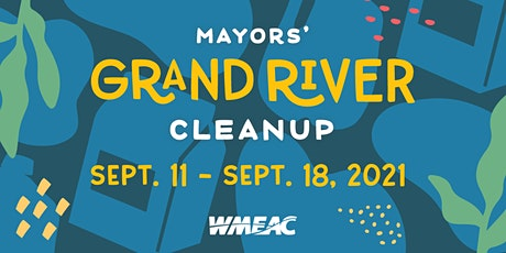 Mayors' Grand River Cleanup 2021 tickets