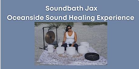 Pop UP - Oceanside Meditative Sound Healing Experience by Soundbath Jax tickets