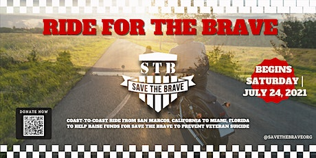 Ride For The Brave tickets