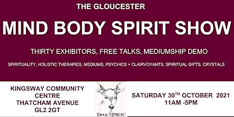 Gloucester Mind Body Spirit Show tickets